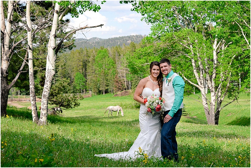 Willow Creek Ranch Wedding