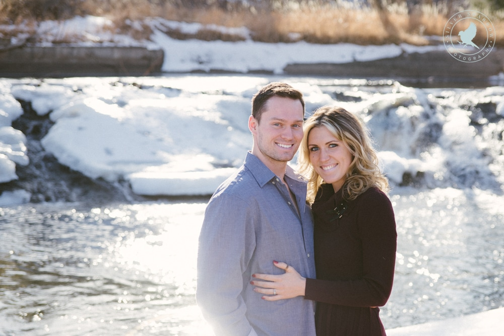 Colorado Engagement Photographer - Silver Sparrow Photography
