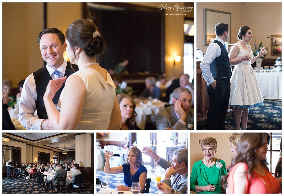 Maggiano's DTC - Wedding Reception