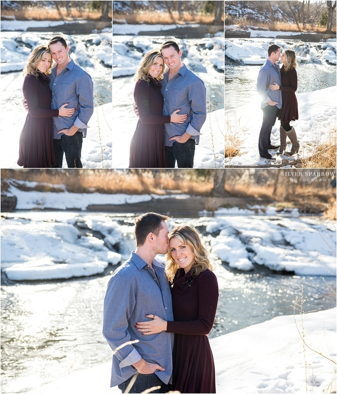 Littleton Colorado Engagement Photographer - Silver Sparrow Photography