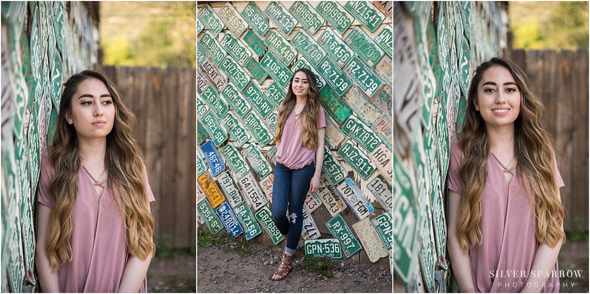 Chaparral High School Senior Photographer _ Silver Sparrow Photography