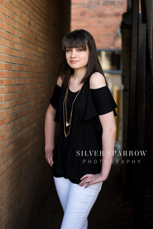 Littleton Senior Photographer