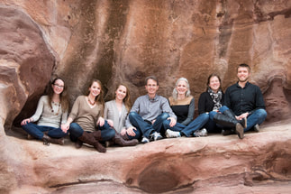 Morrison Family Photographer