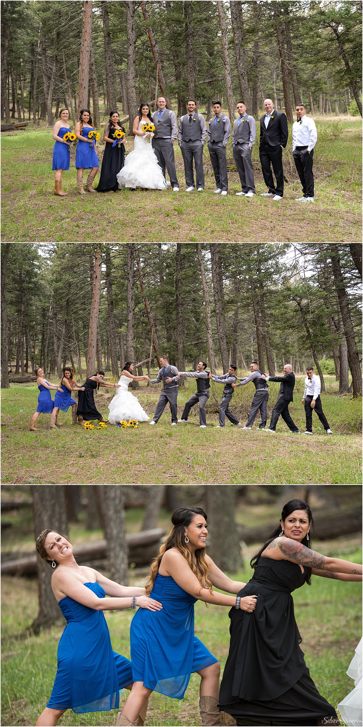 Denver Wedding Photographer - Silver Sparrow Photography