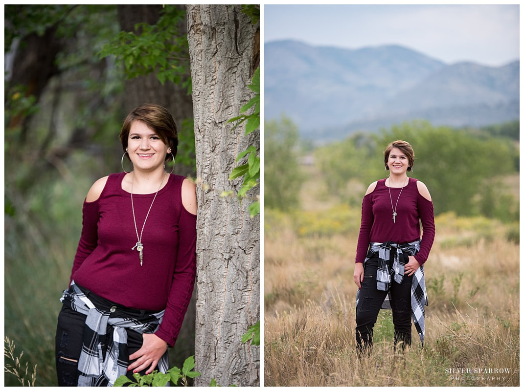 Senior Photographer - Mountain Views - Colorado