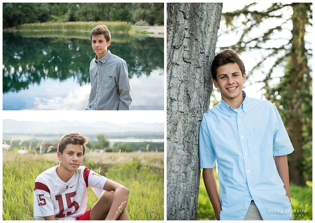 Best Senior Photographer Highlands Ranch - Silver Sparrow Photography