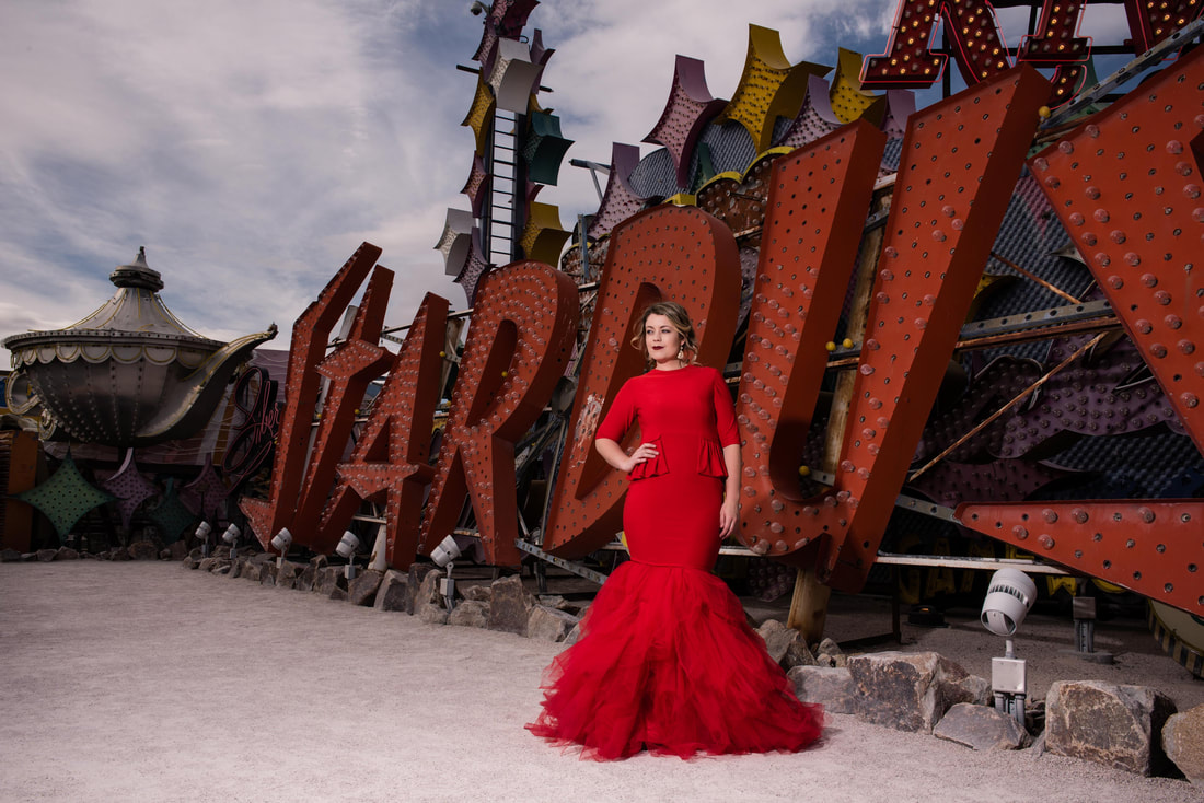 Las Vegas Photographer - Fashion - Empowering - Silver Sparrow Photography