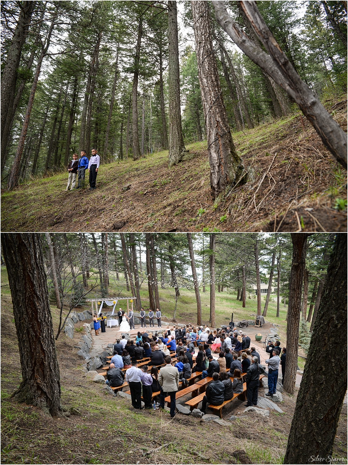 The Pines at Genesee Ceremony Site